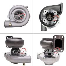 TX-50E-57 Turbo Charger 63 a/r 4 Bolt Exhaust 57MM Wheel T3 Flange