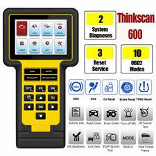 LAUNCH Automotive OBD2 Scanner Diagnostic ABS SRS TPMS EPB Oil Reset Code Reader