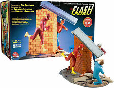DC Comics Flash of Two Worlds Statue Limited New
