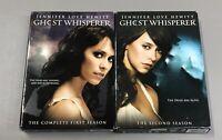 Ghost Whisperer Complete First & Second Season DVD Box Set Jennifer Hewitt