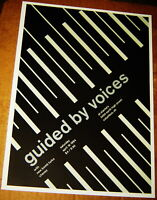 GUIDED BY VOICES CCC ROCK CONCERT POSTER SWISS PUNK GRAPHIC POP ART 10X14 JOYCE