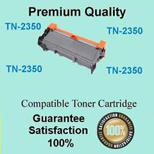 2x Brother TN2350 TN-2350 High Yield COMP Toner for MFC-L2740DW HL-L2300D L2340