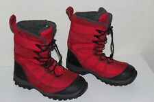 Lands End Snow Boots Youth Size 4