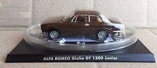 """DIE CAST """" ALFA ROMEO GIULIA GT 1300 JUNIOR """" 1/43 HACHETTE AUTO ITALIANE"""