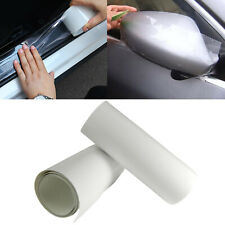 Universal Clear Door Sill Edge Paint Protection Vinyl Cover Film Sheet 6'' x 60""