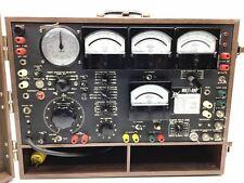 Multi Amp Sr 51 4 Electric Relay Tester 120v Ph1 Megger