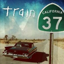 1 CENT CD California 37 - Train