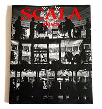 SCALA DIVA Erio Piccagliani JAPAN PHOTO BOOK 1994 Maria Callas Pavarotti