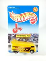 Hot Wheels Special Edition Jiffy lube VW Racing Bus 1/64 Diecast NEW w/ Protecto