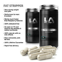 LA Muscle Fat Stripper 90 Capsules