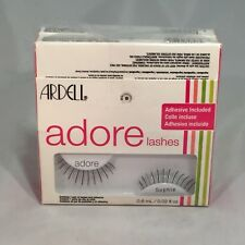 (4) Pack Lot Ardell Adore Eye Lashes New Sealed