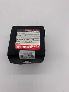 LOT OF 5  Rice Lake 1 g Screw Knob Calibration Weight, ASTM Class 1