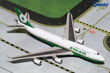 GEMINI JETS EVA AIR BOEING 747-400 FINAL FLIGHT 1:400 GJEVA1694 IN STOCK