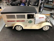 New listing 1930'S Ford Emergency Ambulance Amb31 Jim Beam Decanter