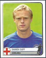 PANINI 1955-2005 CHAMPIONS OF EUROPE- #136-CHELSEA-DAMIEN DUFF