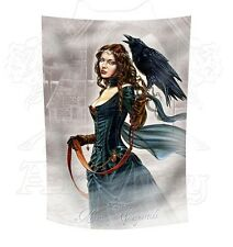 Alchemy Mists of Vespertide Lightweight Tapestry Flag Wiccan Pagan Altar 504
