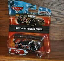 Disney Pixar Cars NITROADE #28 Exclusive Die Cast Synthetic Rubber Tires NEW