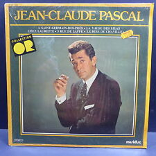 JEAN CLAUDE PASCAL A Saint Germain des prés ... 30 CO 1488 Collection OR