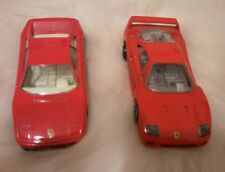 N°2 modellino FERRARI TESTAROSSA Burago collezione Ferrari cars collection