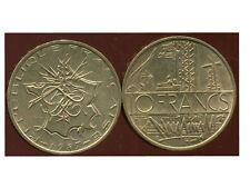 10 francs  mathieu  1987  TRANCHE  B   SUP
