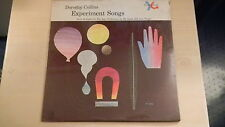 NEW Motivation Record Dorothy Collins EXPERIMENT SONGS LP 1961
