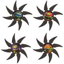 Teenage Mutant Ninja Turtles Foam Throwing Stars 4 pk Favors Party TMNT