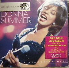 CD Donna Summer / VH1 presents Live & More Encore – POP Album 1999
