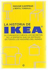 La Historia de Ikea. The History of Ikea