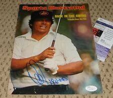 New listing LEE TREVINO SIGNED SPORTS ILLUSTRATED JSA GOLF AUTOGRAPH