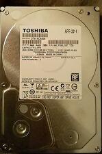 "TOSHIBA DT01ACA300 3TB 7200RPM SATA 3 3.5"" INTERNAL HARD DRIVE"