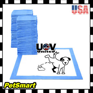 Pet Puppy Training Pee Pad Dog Disposable Absorbent Mats Heavy Duty Leak Free U