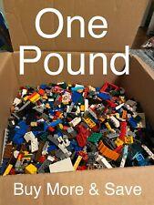 1 Lb Bulk Lot LEGO Bricks Random Authentic Pound City - Buy More & Save!!