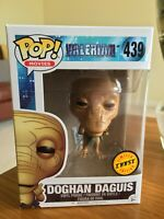 DOGHAN DAGUIS FIGURE #439 FUNKO POP! VINYL VALERIAN CHASE EDITION COMBINED P&P