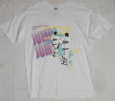 New Lemar And Dauley Jump Jump T-Shirt Tee in White Large L