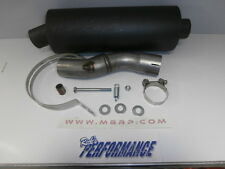 NEW CAN AM RENEGADE ATV PERFORMANCE SERIES MUFFLER MBRP EXHAUST SILENCER