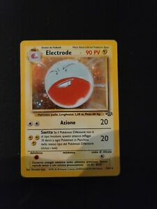 Pokemon Electrode 2/64 Holo - Jungle - ITA