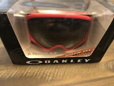 New listing Oakley A-Frame 2.0 Asian Fit Copper Red W/Dark Grey
