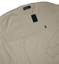 Polo Ralph Lauren B&t Small Flequillo Cuello Redondo Jersey Gr.1 2,3,5xb Big en