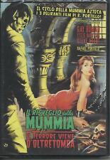 Il risveglio della mummia (1957) / Il terrore viene dall'oltretomba (1958) 2 DVD