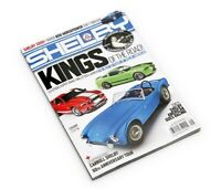 2012 Shelby Annual Magazine + FREE three Shelby American Decal Set ! GREAT DEAL!