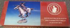 Miniaturas Andrea Apache on Horseback 54mm S4-F33 New