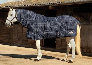 Rhinegold Dakota 300g  Full Neck Combo Stable Rug Quilt Blanket