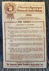 American Rabbit Breeders Association 1973 - Beginning Successful Rabbit Raising