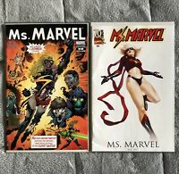 Ms. Marvel #20 (Zombie Homage Variant) - #45 (Variant) - Marvel Comics