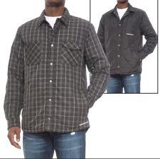 Homeschool Cinder Reversible Shirt  Men's Jacket - Insulated Size-L-New-149.95