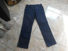 H7593 Wrangler Texas Jeans W32 L32 Blauschwarz  Sehr gut