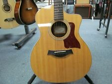 Taylor 2016 214ce Acoustic Electric Guitar with Taylor Gig Bag