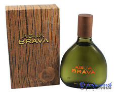 AGUA BRAVA  6.7/6.8 OZ EDC SPLASH FOR MEN BY ANTONIO PUIG