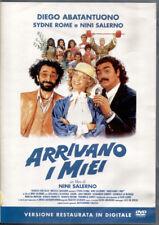 ARRIVANO I MIEI (Diego Abatantuono) - DVD NUOVO E SIGILLATO, PRIMA STAMPA