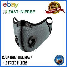 Bike Mask/Face Mask Cycling Mask For Extreme Sports GREY MESH Sport Mask UK